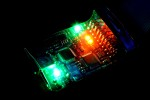 JTAG-lock-pick Tiny 2 LEDs
